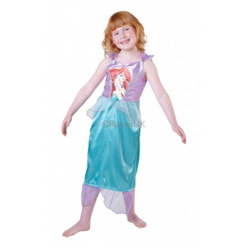 1e7adff9f438 Rubies 888787 - Kostým Princezná Ariel 122 - 128