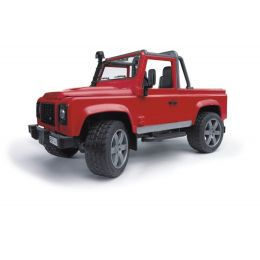 Bruder 02591 terénne auto Land Rover Pick Up