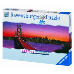 Ravensburger 15104 Puzzle San Francisco 1000 ks