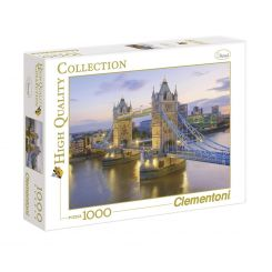 Clementoni 39022 Puzzle Tower Bridge 1000 ks