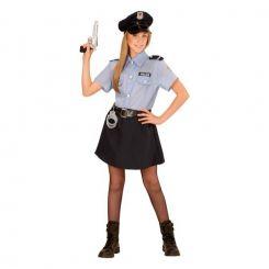 157d9e8bcf49 Widmann 04006 - Kostým policajtka 128 S