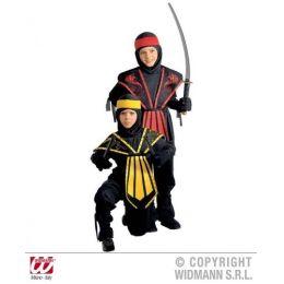 fbae06cfce08 Widmann 38498 - Kostým Ninja kombat 158 L