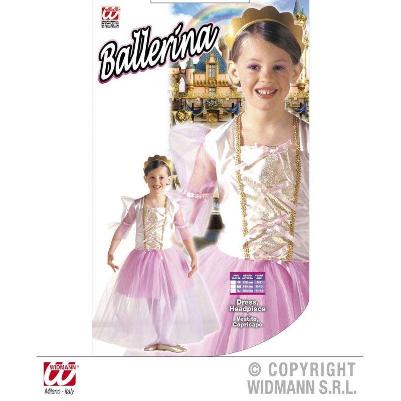 Widmann 38626 - Kostým balerina 128 S  494a00b9bbb
