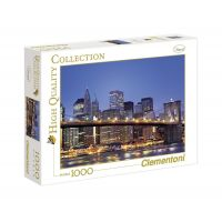 Clementoni 39199 Puzzle Brooklynský most 1000 ks