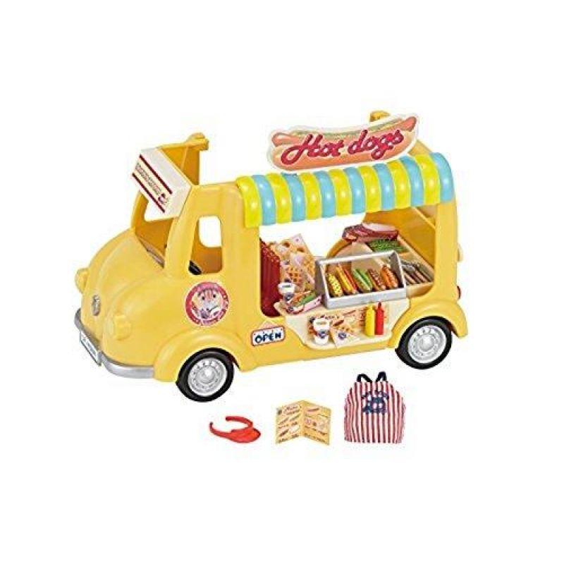 a0398f45b0 Sylvanian Families 5240 pojazdný obchod s Hot dogmi