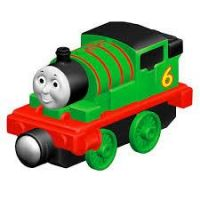 Fisher Price Thomas T0929-CBL76 kovový vláčik Percy