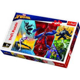 Clementoni 29293 Puzzle 180 Spiderman