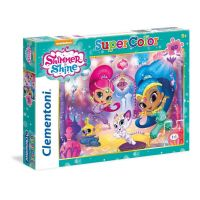 Clementoni 26969 - Puzzle 60 Shimmer a Shine