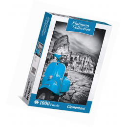 Clementoni 39399 Puzzle Koloseum Platinum Collection 1000 dielov