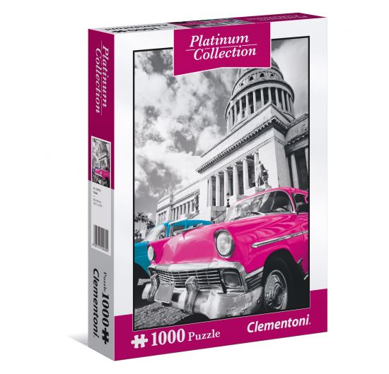 Clementoni 39385 Puzzle Kuba Platinum Collection 1000 dielov