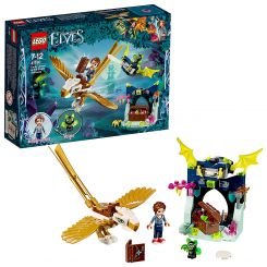 LEGO Elves 41190 Emily Jones a let na orlovi