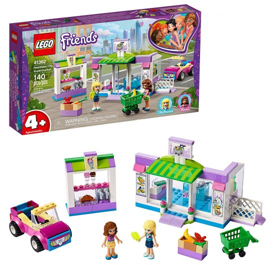 LEGO Friends 41362 Supermarket v mestečku Heartlake