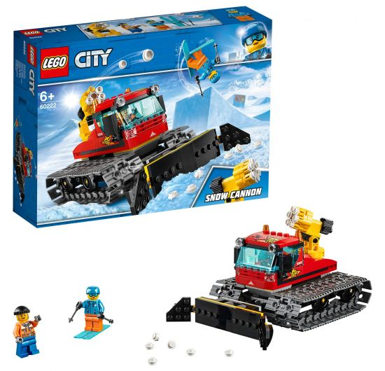 LEGO City 60222 Ratrak