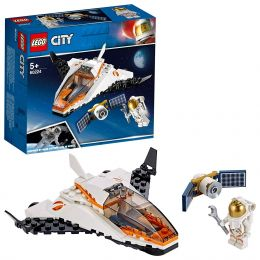 LEGO City 60224 Satellite Service Mission
