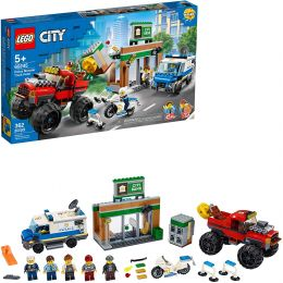 LEGO City 60245 Monster Truck Robbery