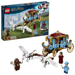 LEGO Harry Potter 75958 Kočiar z Beauxbatonsu: Príchod do Rokfortu