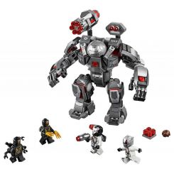 LEGO Captain America 76124 War Machine Buster