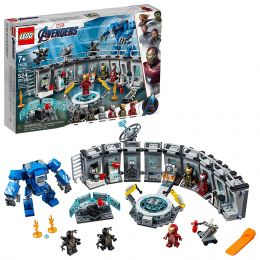 LEGO Captain America 76125 Iron Man Hall Of Armour