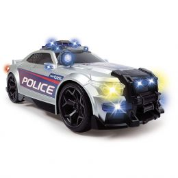 Dickie Toys 203308376 AS Policajné auto Street Force 33 cm