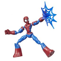 Hasbro E7335-E7686 Spiderman figúrka Bend and Flex