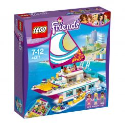 LEGO Friends 41317 Katamaran Sunshine