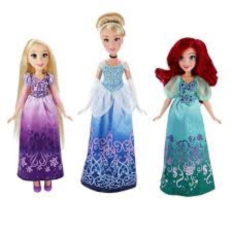8c3aef82fd5c Hasbro Disney Princes B5284 - Bábika Zlatovláska - Locika