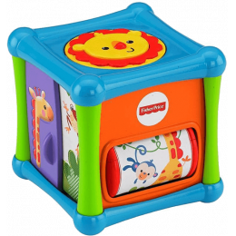 Fisher Price BFH80 Kocka s aktivitami