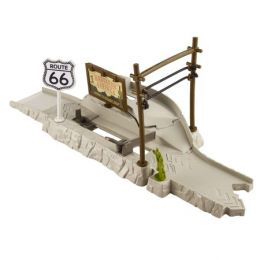 Mattel CDP73-CDP75 Cars 3 vystrelovač cup ROUTE 66