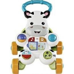 Fisher Price DPL56 Chodítko zebra