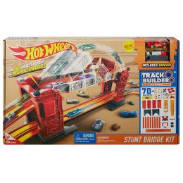 Mattel Hot Wheels DWW97 Track builder Padací most