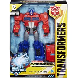 Hasbro Transformers Cyberverse Ultimate figúrka Optimus Prime