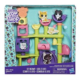 Hasbro E2127 Littlest Pet Shop Set mačací domček