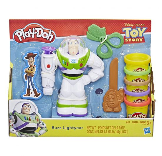 Hasbro E3369 Play-Doh Toy Story Buzz