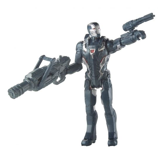Hasbro E3929 Marvel Avengers 15 cm figúrka Titan hero Marvels War Machine