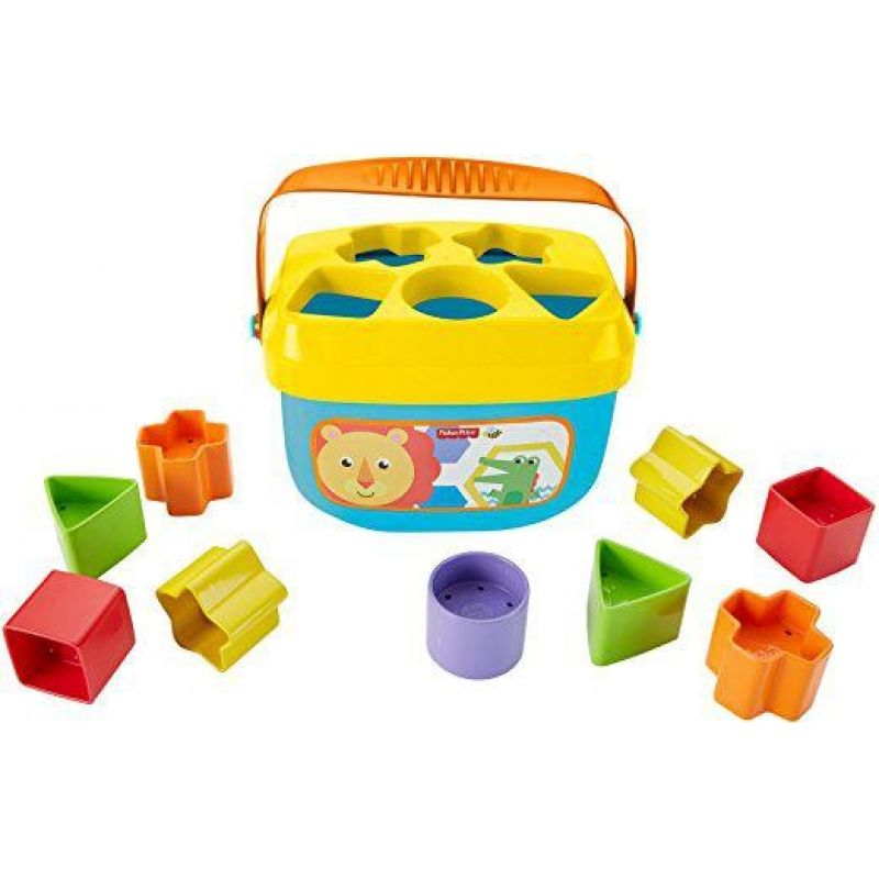 7dee7c670 Fisher Price FFC84 Prvá skladačka | Značkové detské hračky a doplnky ...