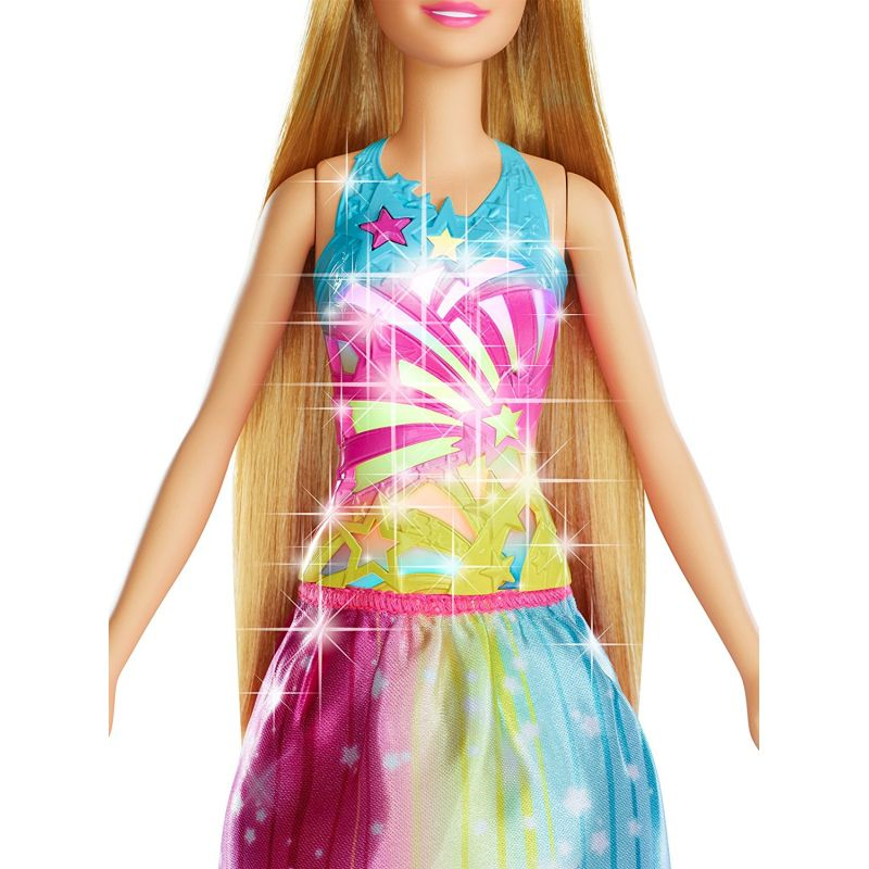 mattel frb12 barbie dreamtopia hudobn princezn s. Black Bedroom Furniture Sets. Home Design Ideas