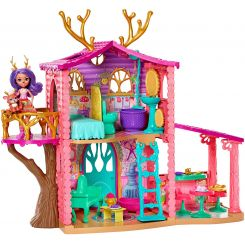 Mattel FRH50 Enchantimals Jelení dom