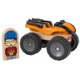 Mattel GFJ19-GGL52 Fisher-Price Wonder Makers oranžový Quad