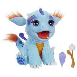 Hasbro Fur Real Friends B5142 Dráčik Plamienok