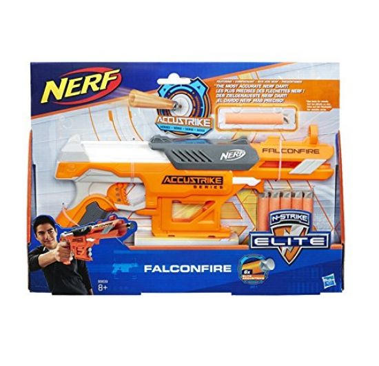 Hasbro B9839 Nerf Accustrike Falconfire