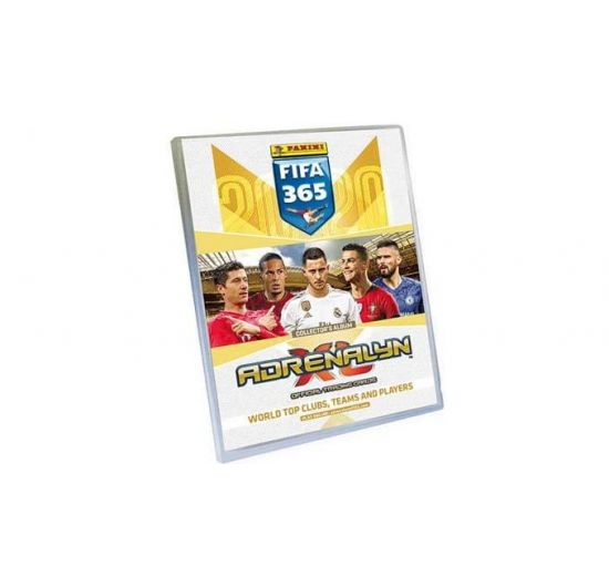 PANINI FIFA 365  Adrenalyn 2020 binder