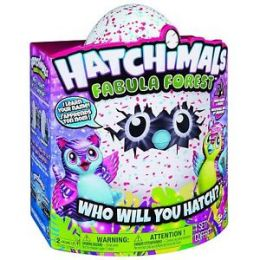 Spin Master 6028893 Hatchimals Fabula Forest interaktívny plyš