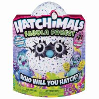 Spin Master 6041029 Hatchimals Fabula Forest interaktívny plyš