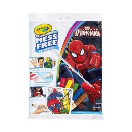 Crayola 752412 Color Wonder - Spiderman vymaľovánka