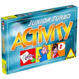 Piatnik 732843 Activity Junior Turbo