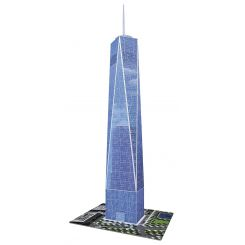 Ravensburger 3D 12562 - Puzzle One World Trade Center New York 216 ks
