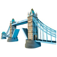 Ravensburger 3D 12559 - Puzzle Tower Bridge London 216 ks