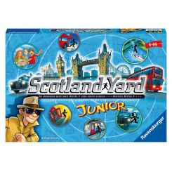Ravensburger 21162 - Scotland Yard junior