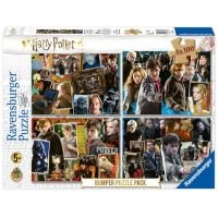 Ravensburger Puzzle 068326 Harry Potter set 4 x 100 dielikov