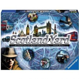 Ravensburger 26643 Scotland Yard